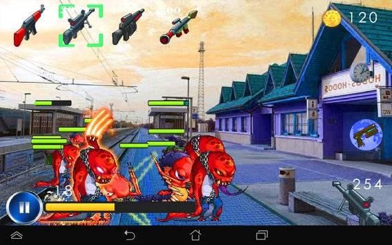 Monster Shooter: FPS Counter