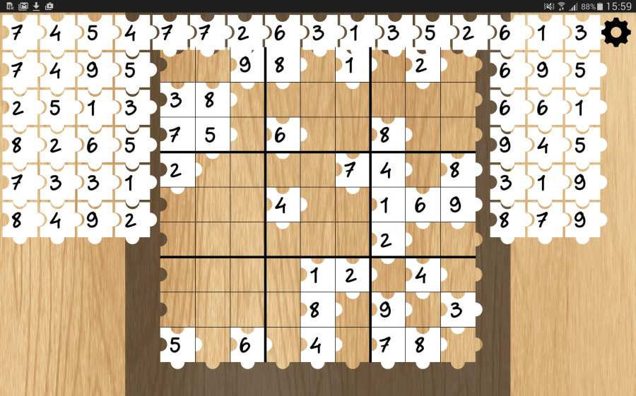 Magic Jigsaw Puzzle截图4