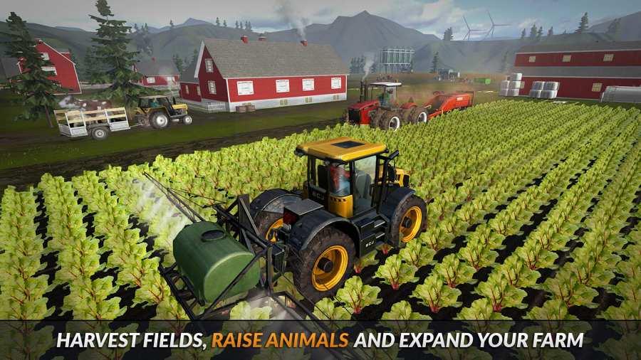 农场模拟2016截图3