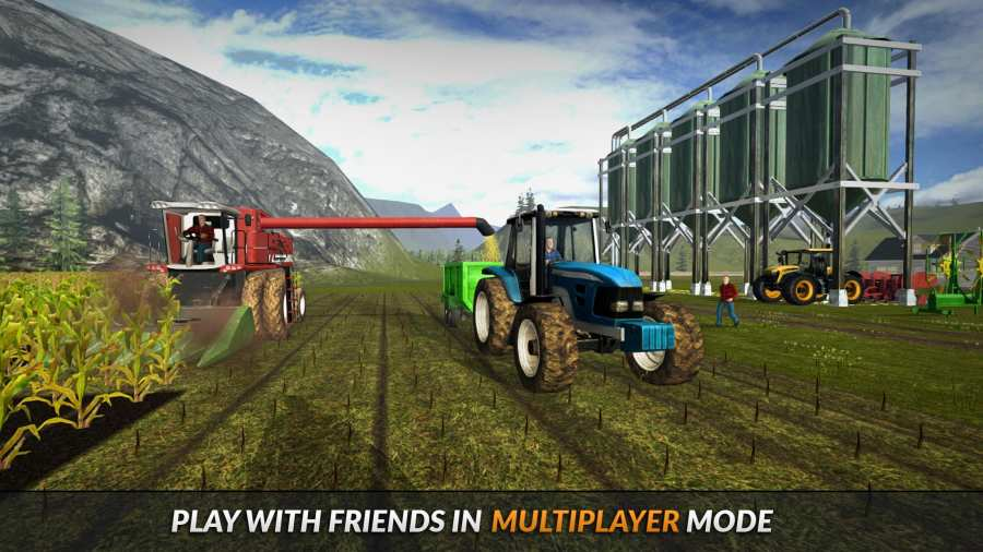 农场模拟2016截图4