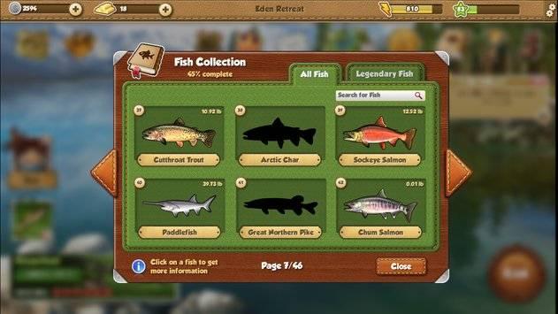 Fishing World截图3