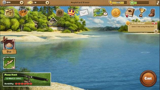 Fishing World截图4