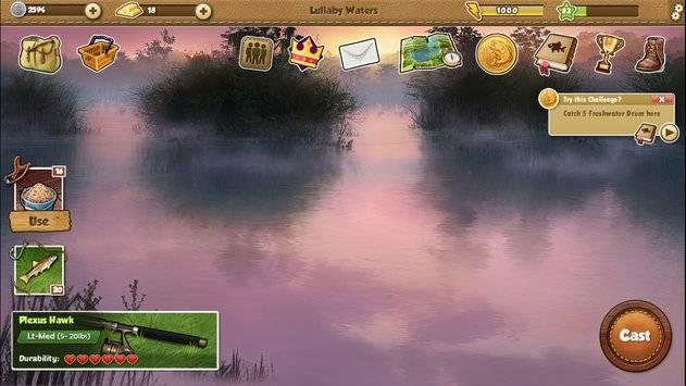 Fishing World截图7
