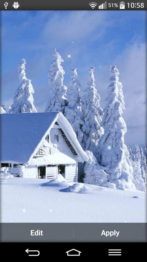 冬 动态壁纸截图1