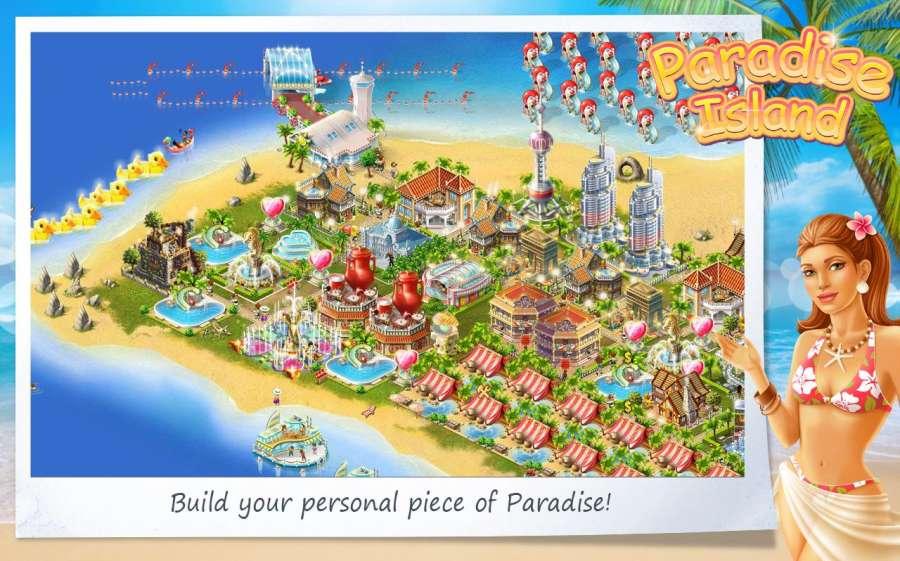 天堂岛截图2