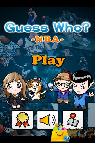 Guess Who? - NBA