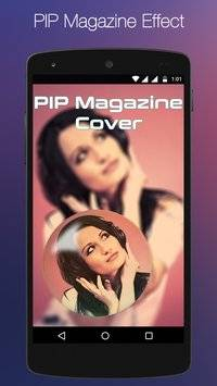 PIP Camera Effects - Magazine截图0