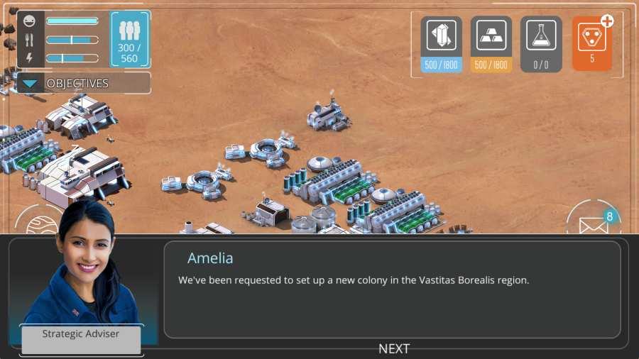 火星黎明截图0