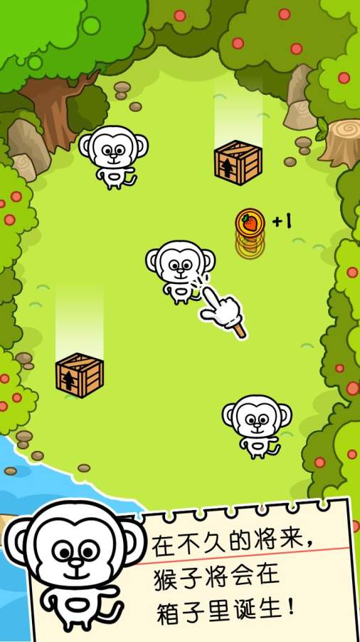 猴子进化Monkey