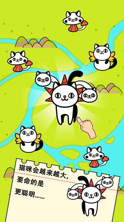 猫咪进化截图1