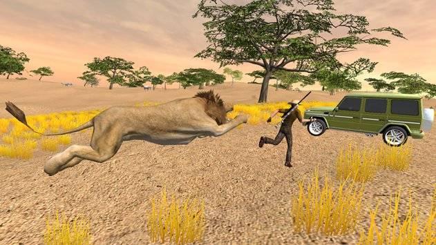 Safari Hunting 4x4截图1