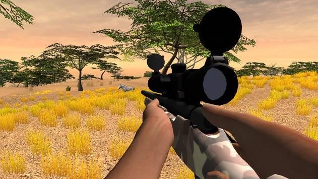 Safari Hunting 4x4截图10