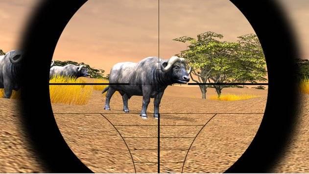 Safari Hunting 4x4截图2