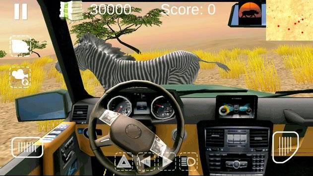 Safari Hunting 4x4截图6