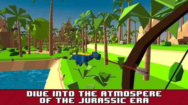 Jurassic Island Survival Sim截图0