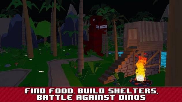 Jurassic Island Survival Sim截图1