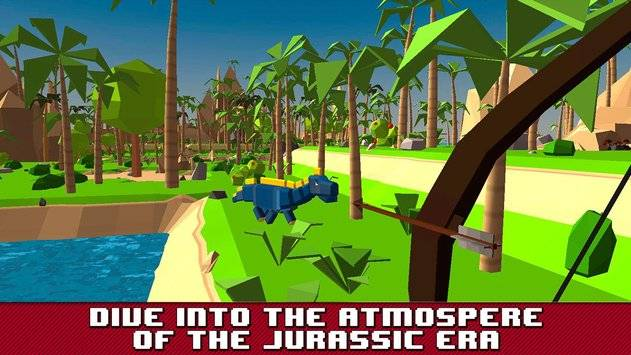 Jurassic Island Survival Sim截图4