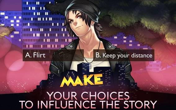 Is-it Love? Matt - Dating Sim截图9
