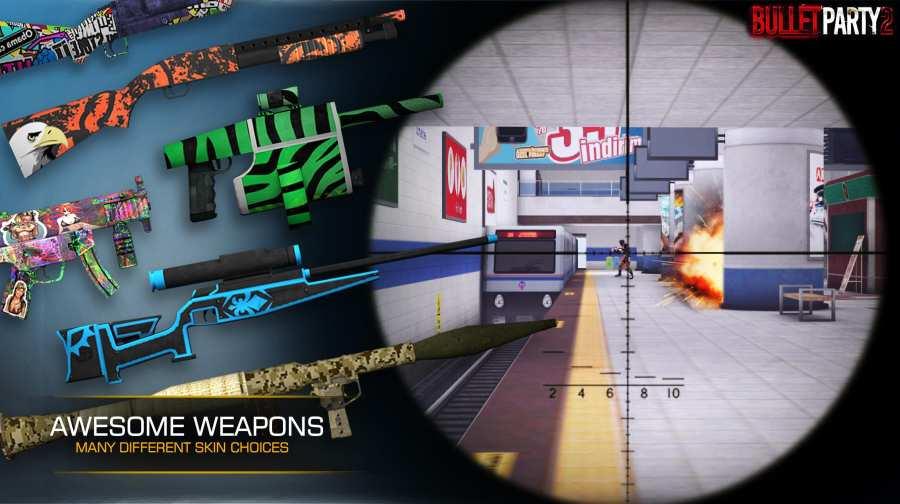 子弹派对CS2:进攻