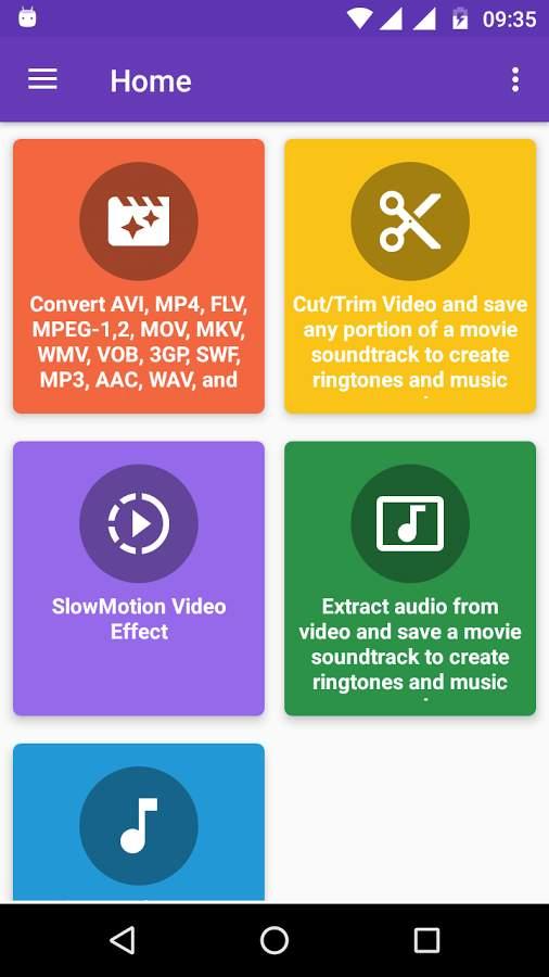 视频转换截图1