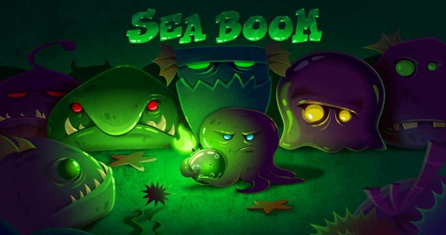 深海炸弹截图2