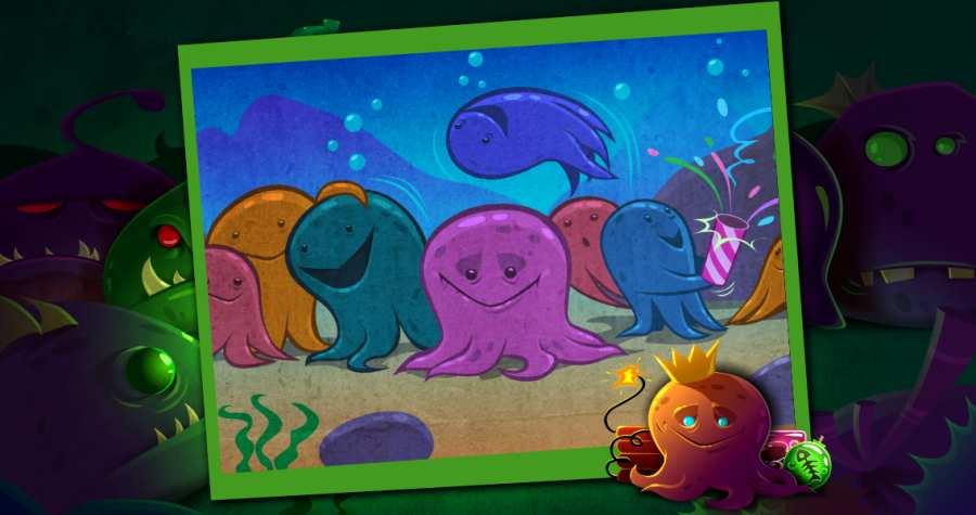 深海炸弹截图3