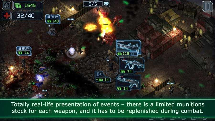 孤胆枪手:塔防截图4