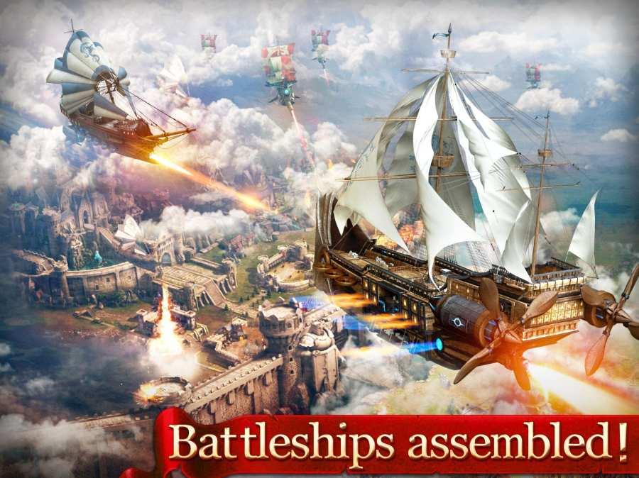国王时代:天空之战截图3