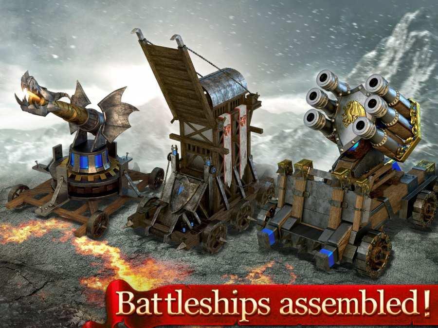 国王时代:天空之战截图4