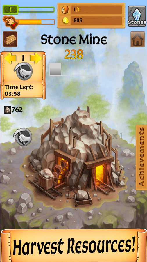 城堡点击者截图1