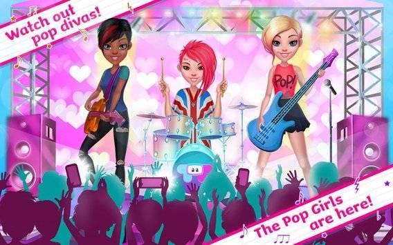 Pop Girls - High School Band截图6