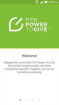 HTC Power To Give截图2