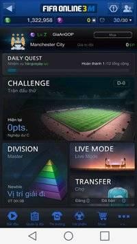 FIFA Online 3 M Viet Nam截图1