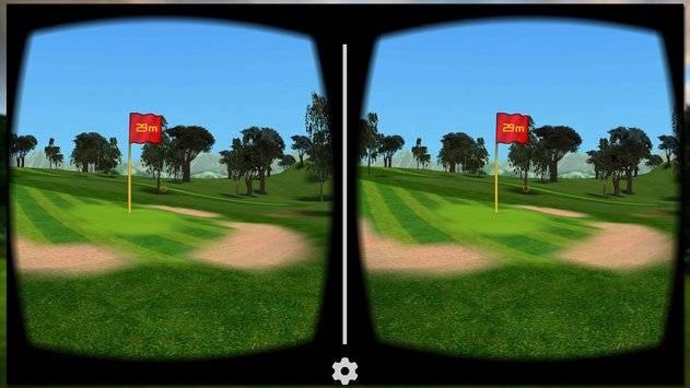 VR Golf Masters - 3D Sports截图0