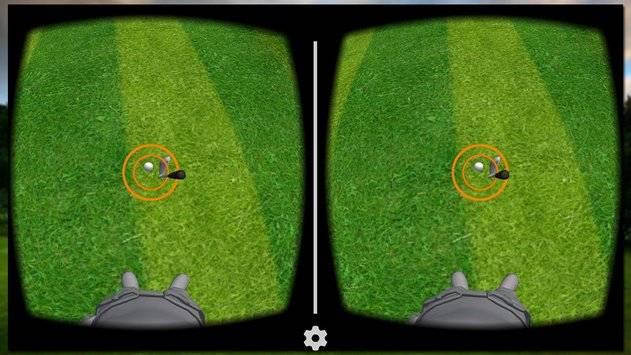 VR Golf Masters - 3D Sports截图1