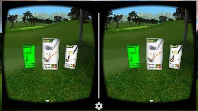 VR Golf Masters - 3D Sports截图5