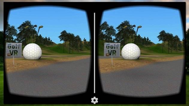 VR Golf Masters - 3D Sports截图9