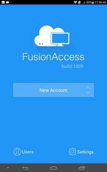 FusionAccess截图0