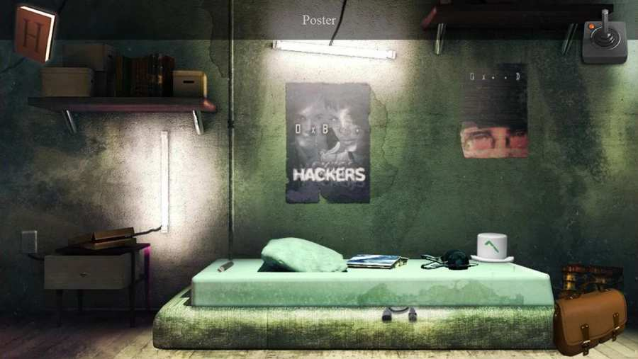 Hacker's Escape截图3