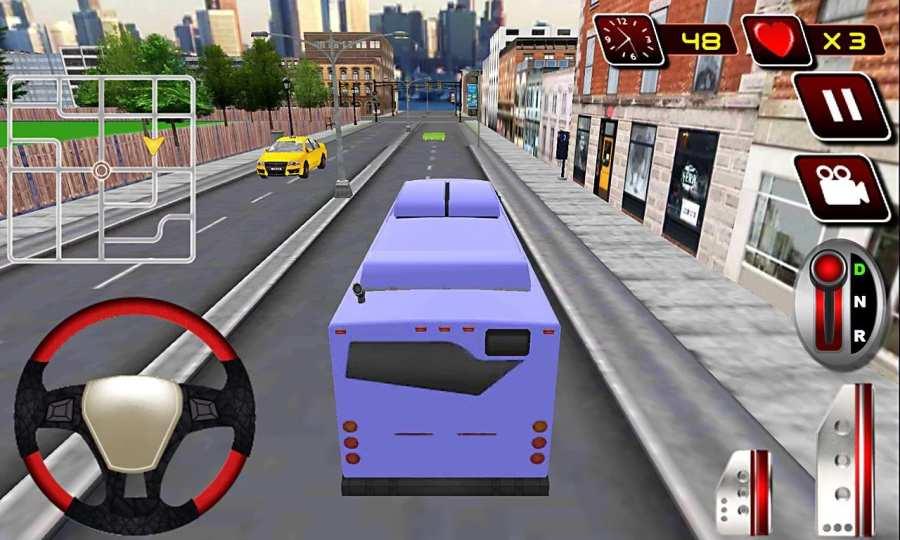 真正的现代城市公交车司机截图0