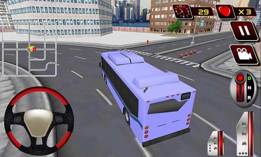 真正的现代城市公交车司机截图4