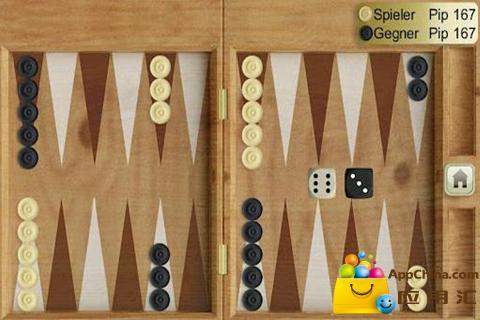 玩免費棋類遊戲APP|下載西洋双陆棋 app不用錢|硬是要APP