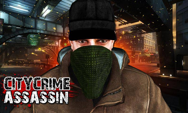 罪恶都市:黑帮暗杀者 3D截图0