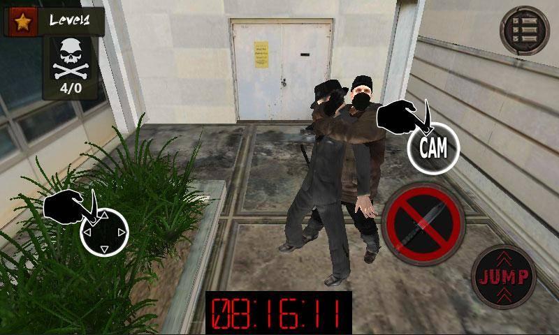 罪恶都市:黑帮暗杀者 3D截图2