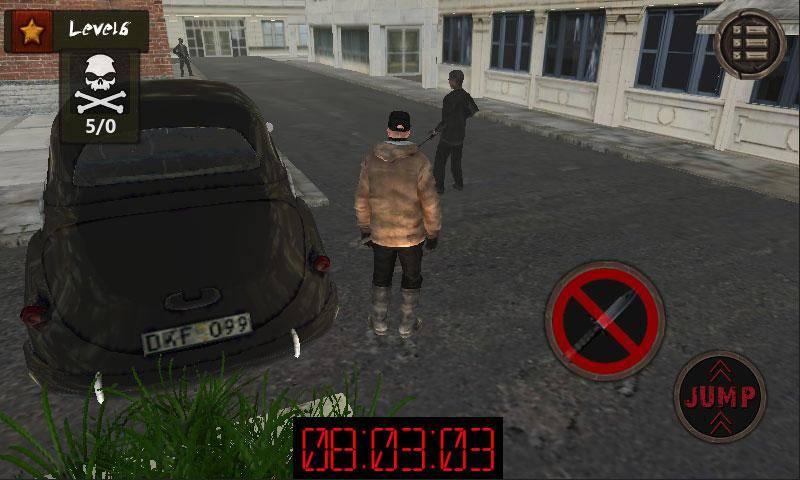 罪恶都市:黑帮暗杀者 3D截图3