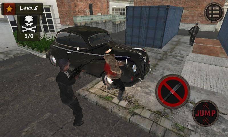 罪恶都市:黑帮暗杀者 3D截图4
