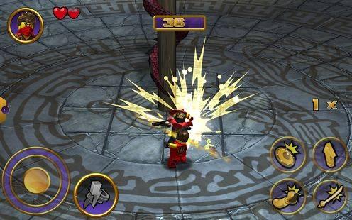 乐高忍者:元素之战 截图2