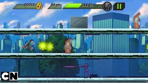 Ben 10: Omnitrix Power截图1