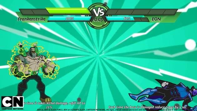 Ben 10: Omnitrix Power截图5