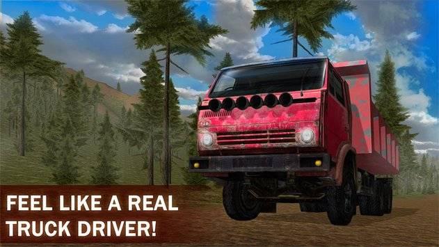 Loader Dump Truck Simulator 3D截图3